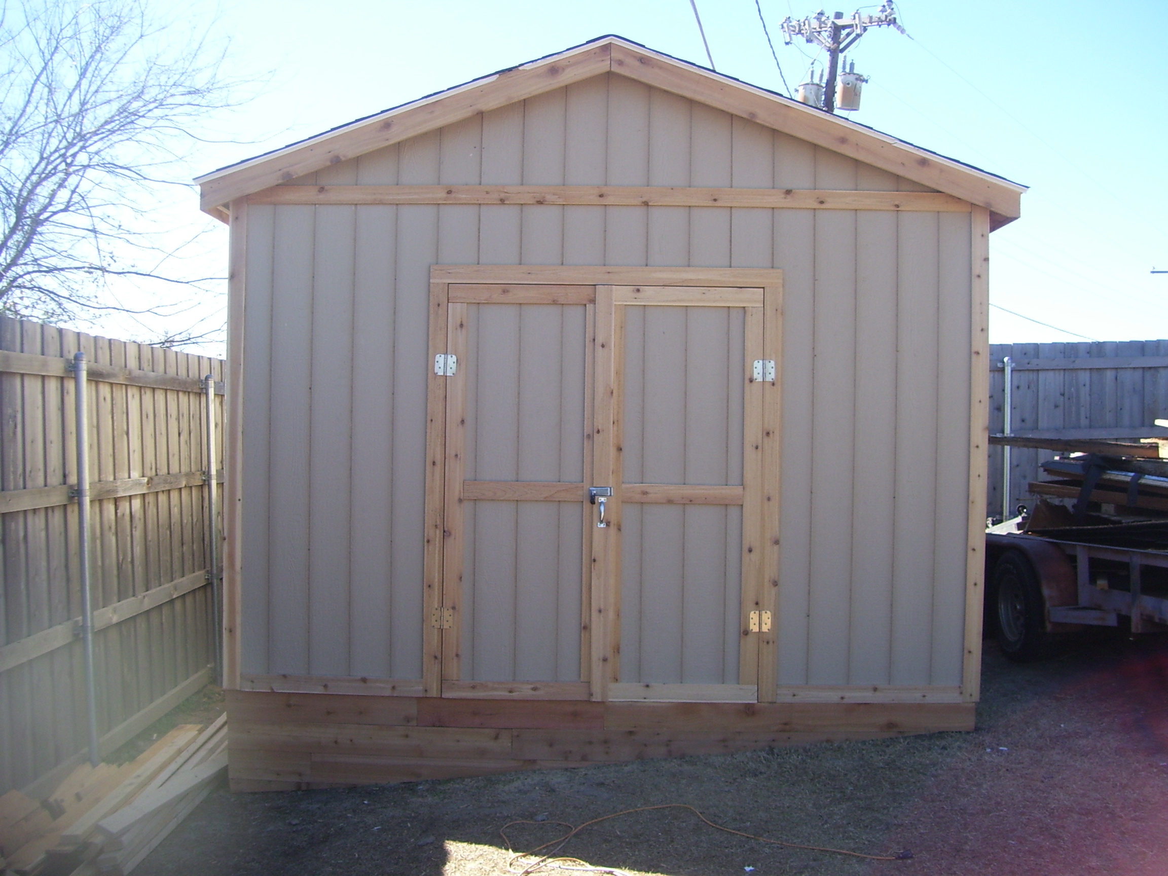 Deep South Portable Buildings And Porches